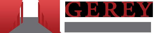 Gerey & Partners webpage